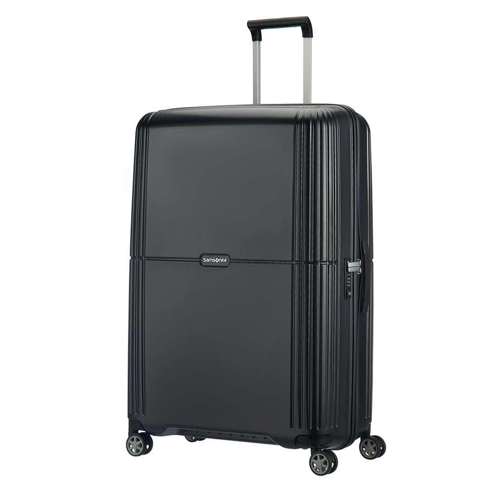 Harde Koffers Samsonite Orfeo Spinner 81 Ink Black