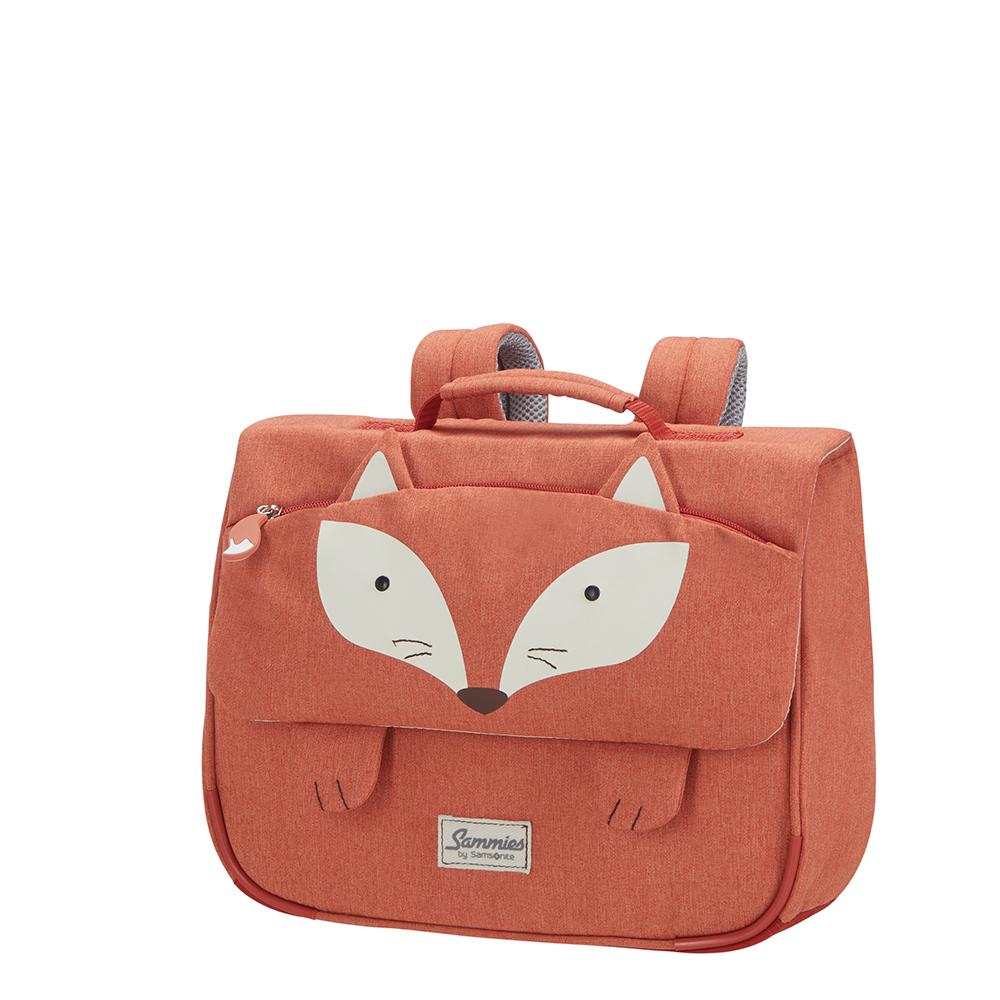 Samsonite Happy Sammies Schoolbag S Fox William Samsonite Casual Rugtassen