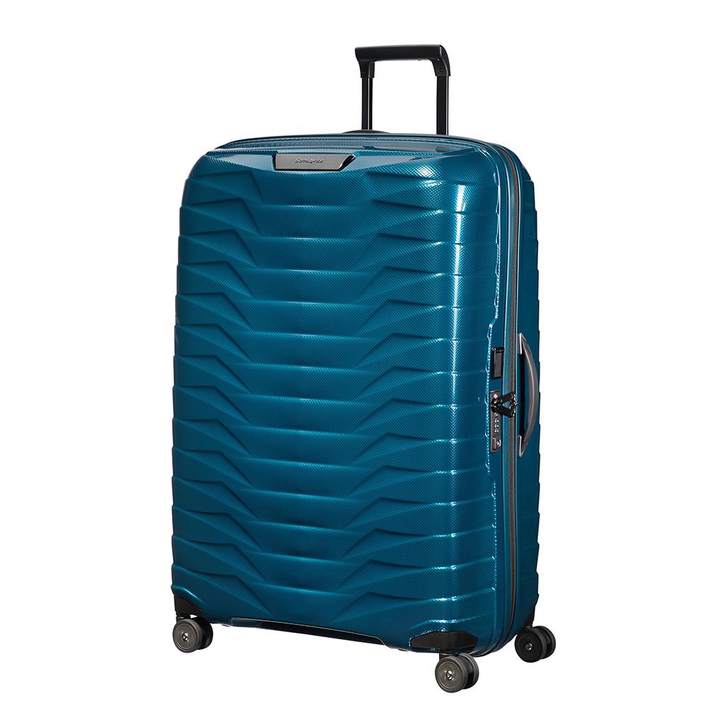 Samsonite Proxis Spinner 81 Petrol Blue