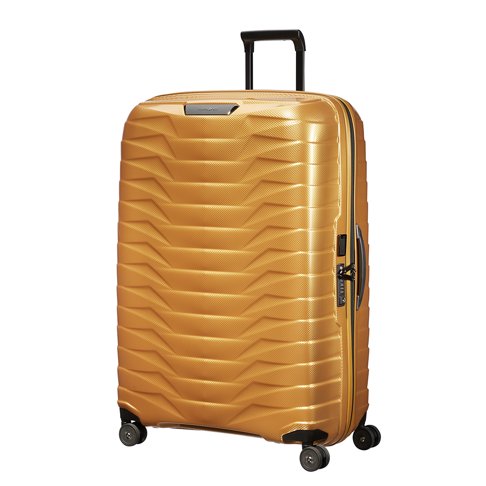 Samsonite Proxis Spinner 81 Honey Gold