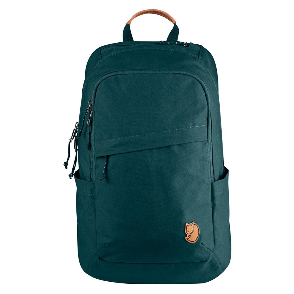 FjallRaven Raven 20 L Backpack Glacier Green
