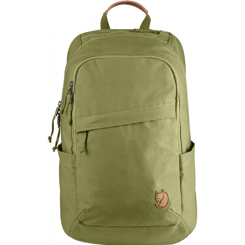FjallRaven Raven 20 L Backpack Meadow Green