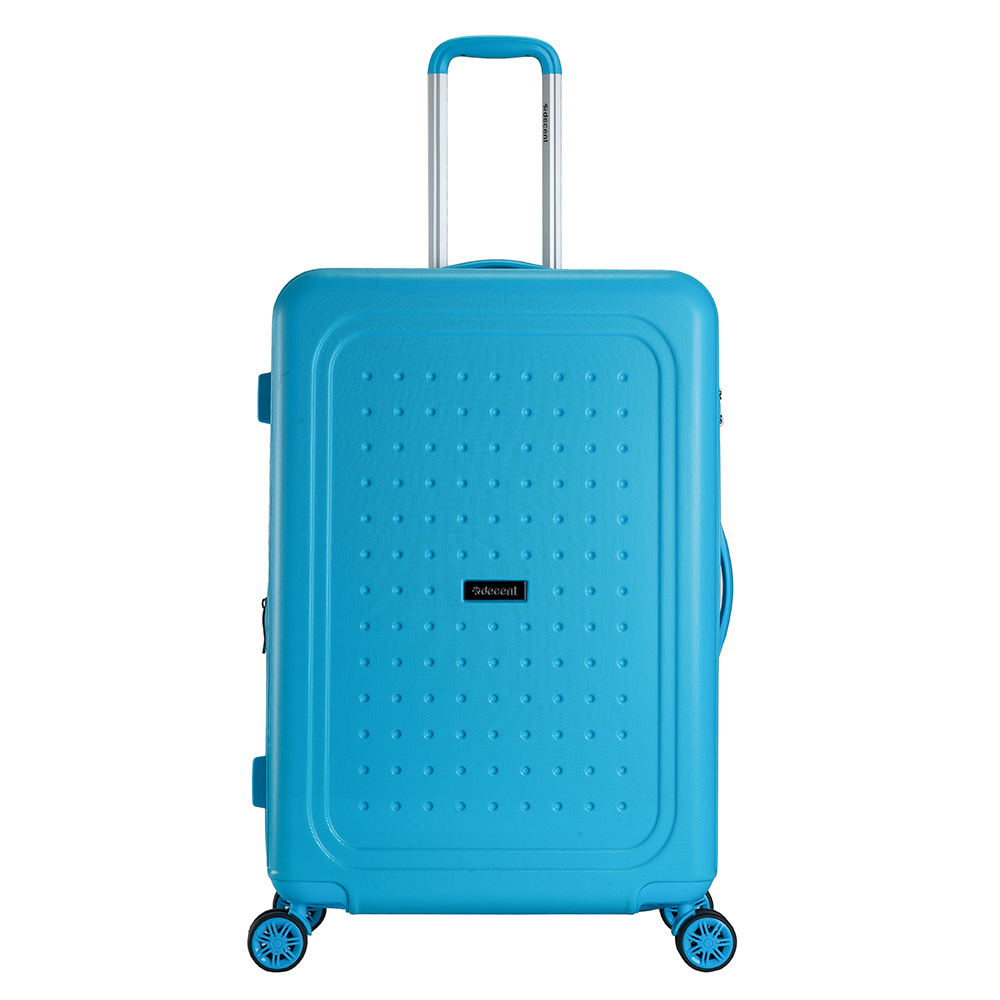 Decent Maxi-Air Trolley 67 Expandable Blauw