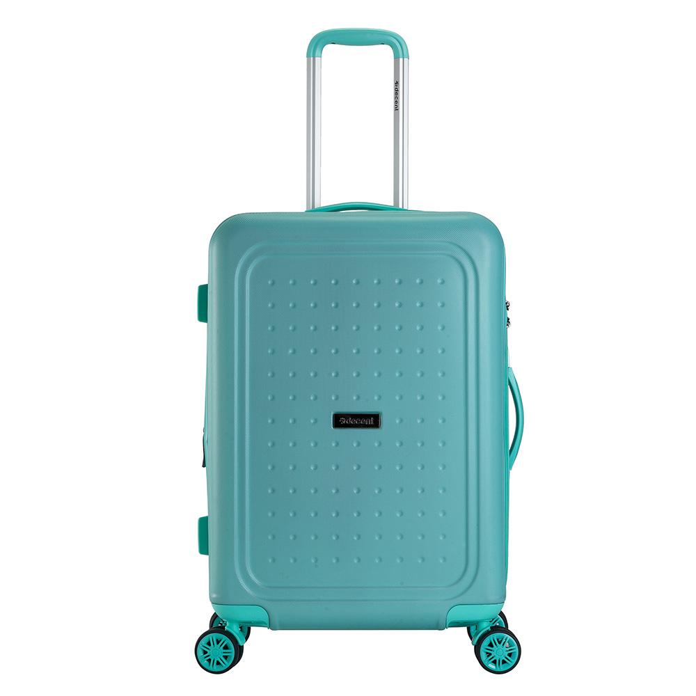 Decent Maxi-Air Trolley 67 Expandable Mint Groen