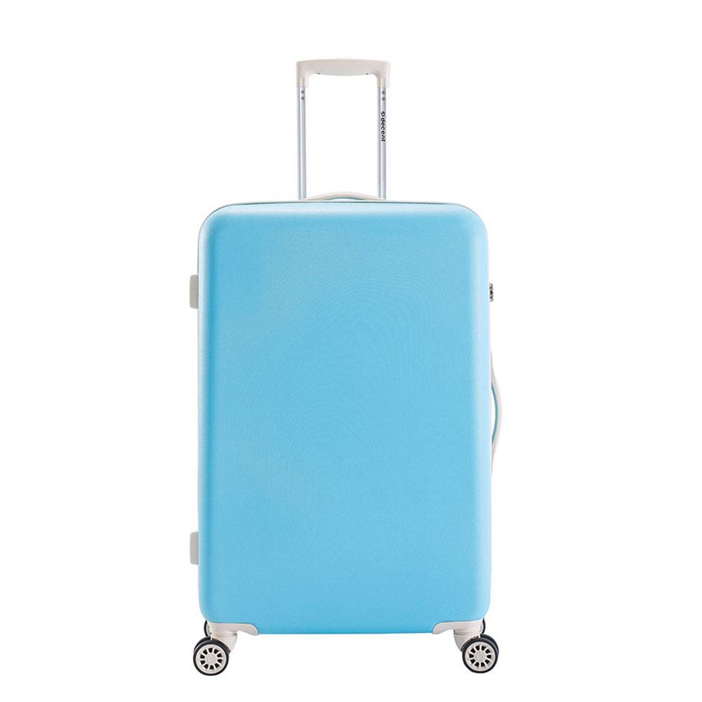 Decent Star Maxx Trolley 76 Pastel Blauw