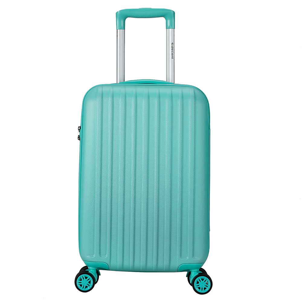 Decent Tranporto-One Handbagage Trolley 55 Mint Green