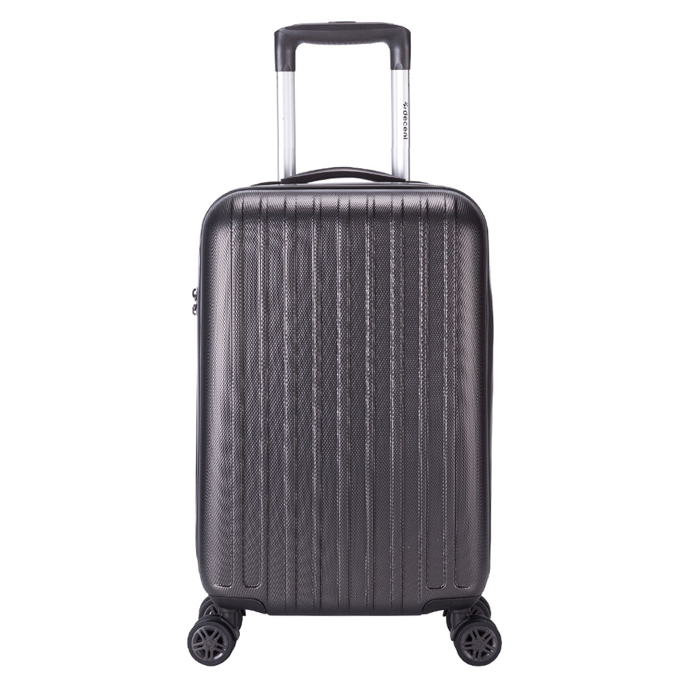 Harde Koffers Decent Decent Tranporto One Handbagage Trolley 55 Anthracite