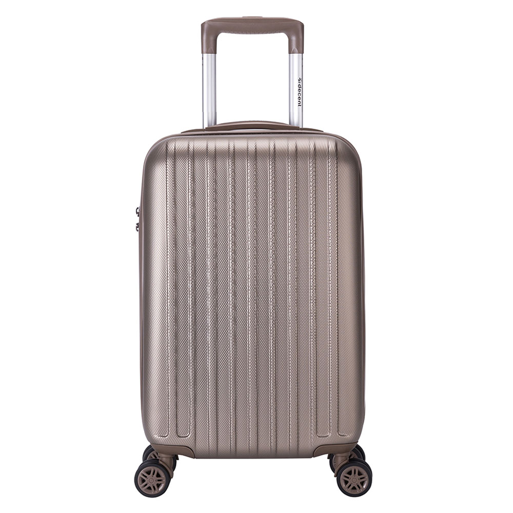 Decent Tranporto-One Handbagage Trolley 55 Champagne