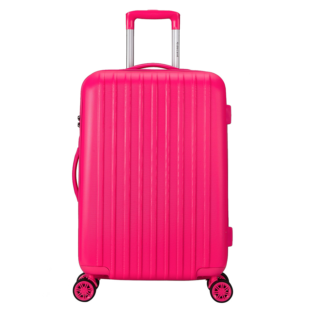 Decent Tranporto-One Trolley 66 Pink