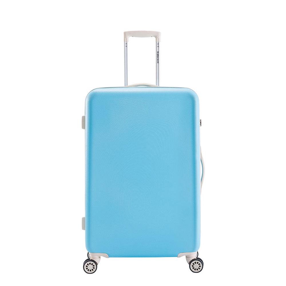 Decent Star Maxx Trolley 65 Pastel Blauw