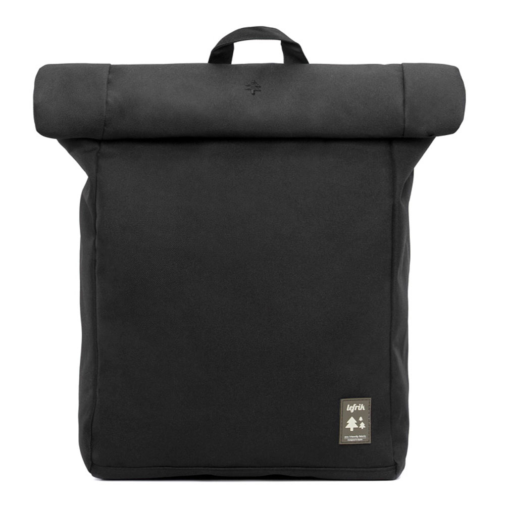 Lefrik Eco Roll Backpack 15 Black