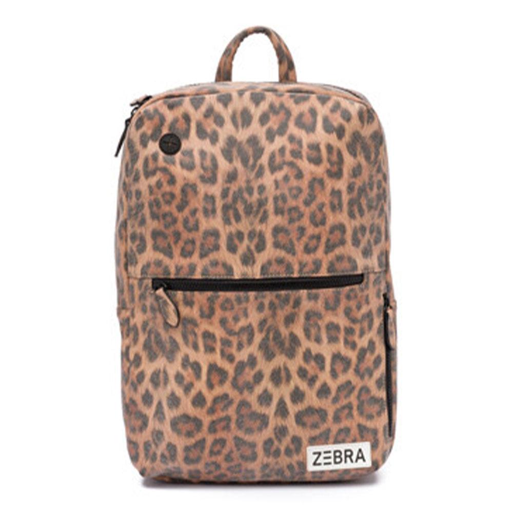 Zebra Trends Kinder Rugzak L Leo Camel Pink