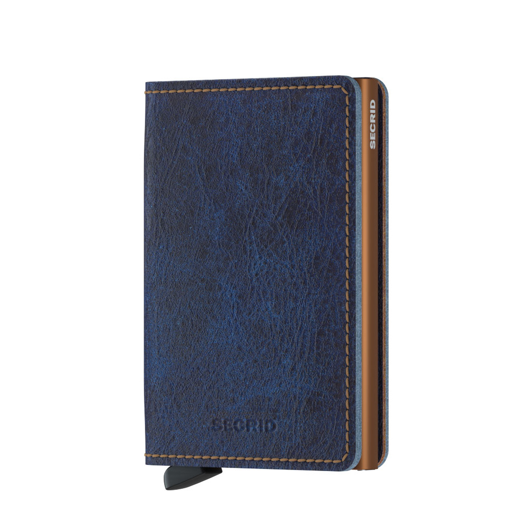 Secrid Slim Wallet Portemonnee Indigo 5 Secrid Damesportemonnees