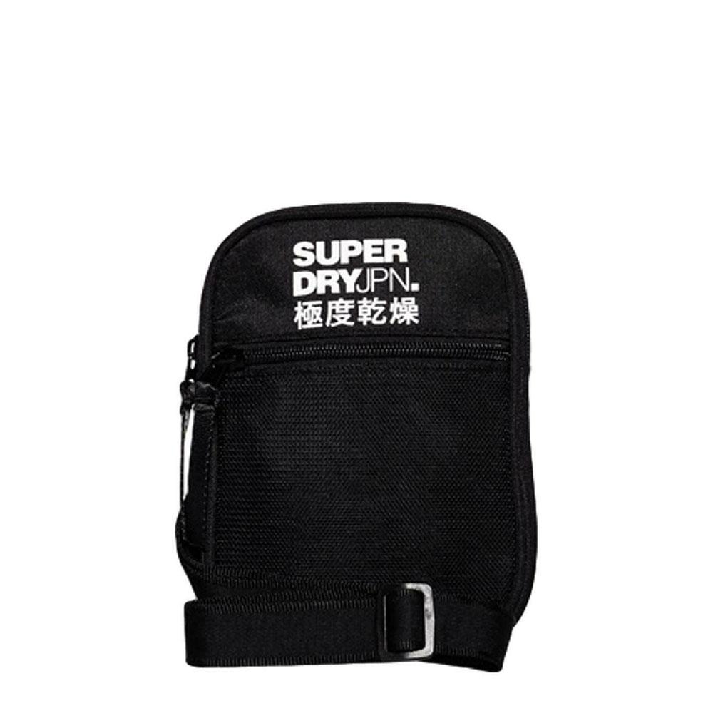 Superdry Sport Pouch Black