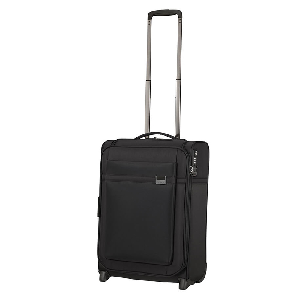 Samsonite Airea Upright 55 Expandable Strict Black