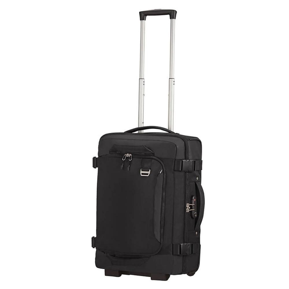 Samsonite Midtown Duffle Wheels 55 Backpack Black