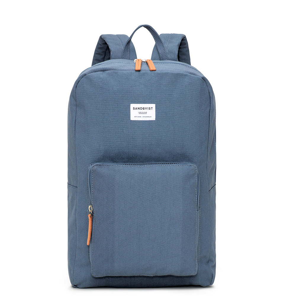 Sandqvist Kim Backpack dusty blue