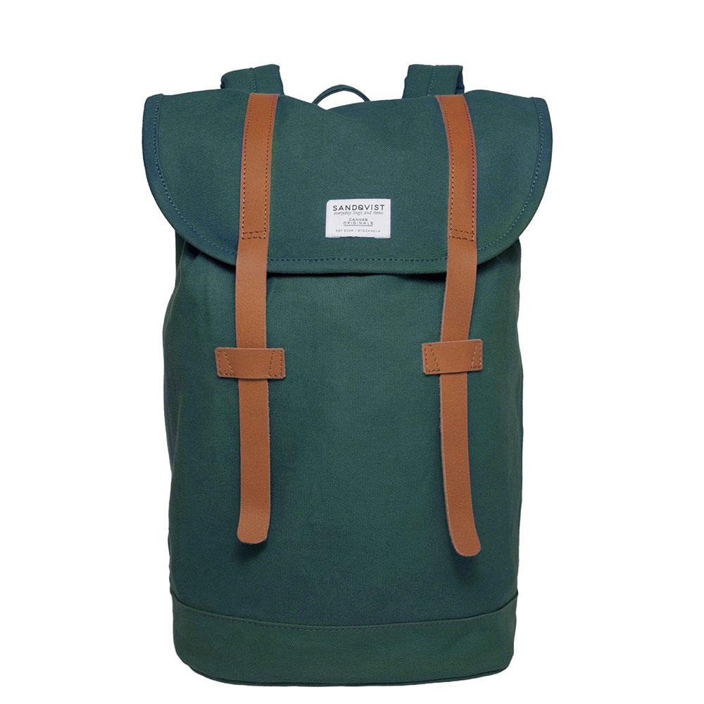 Sandqvist Stig Backpack forrest green