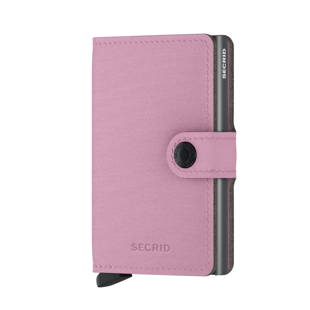 Secrid Mini Wallet Portemonnee Yard Rose