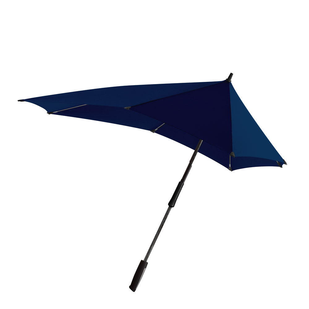 Senz XXL stormparaplu midnight blue