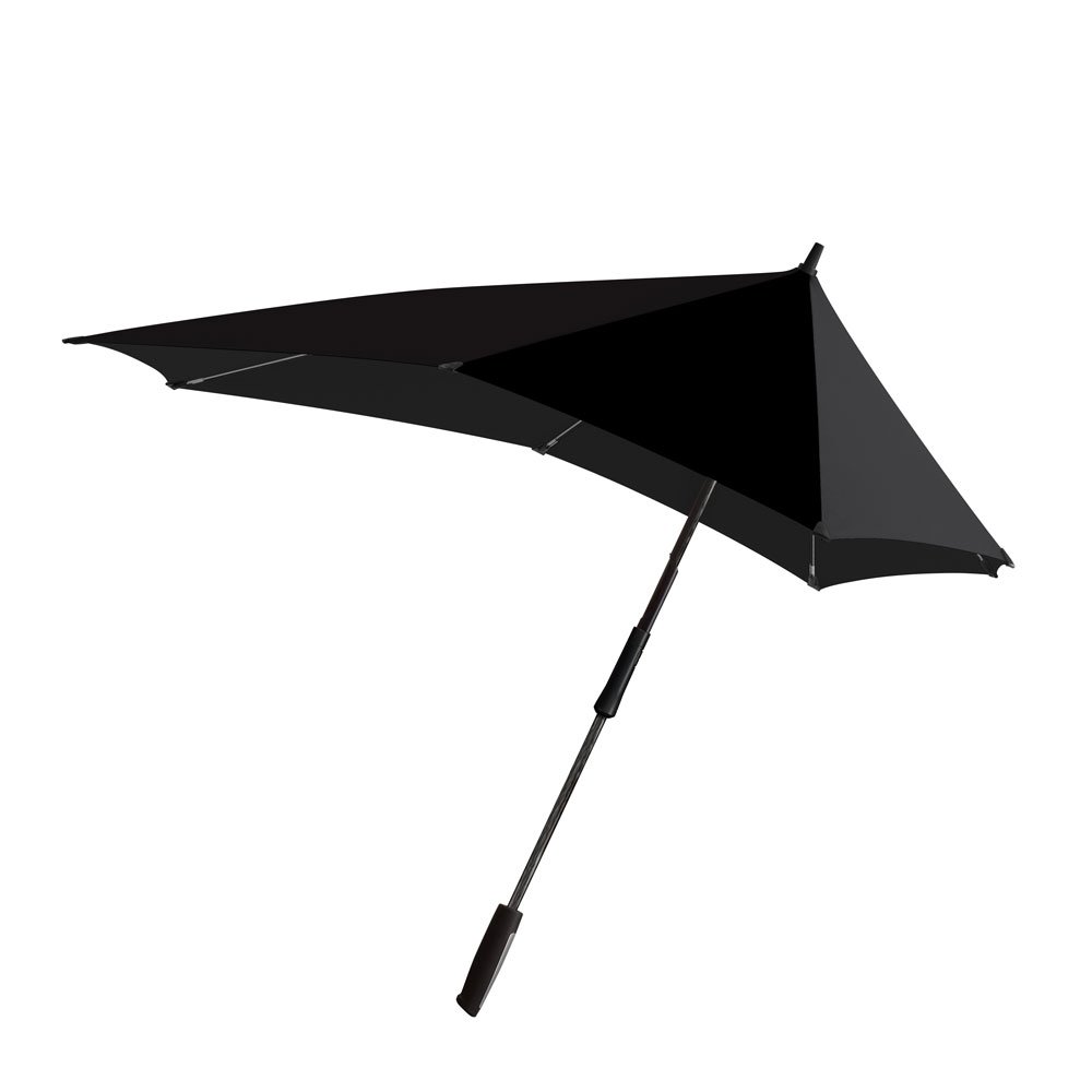 Senz XXL stormparaplu black