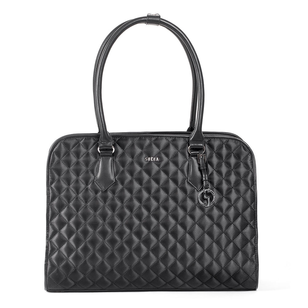 Socha Businessbag Diamond 15 Black