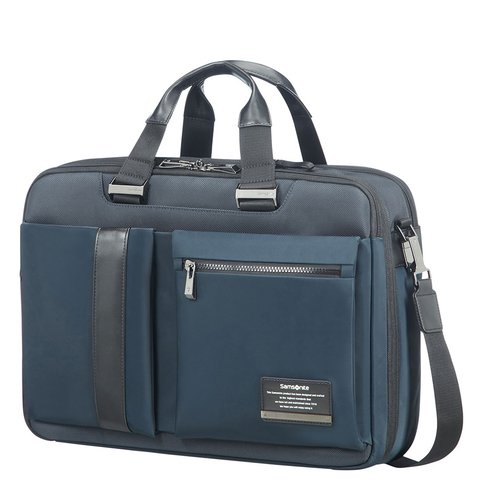 Samsonite Openroad 3-Way Bag 15.6'' Expandable Space Blue