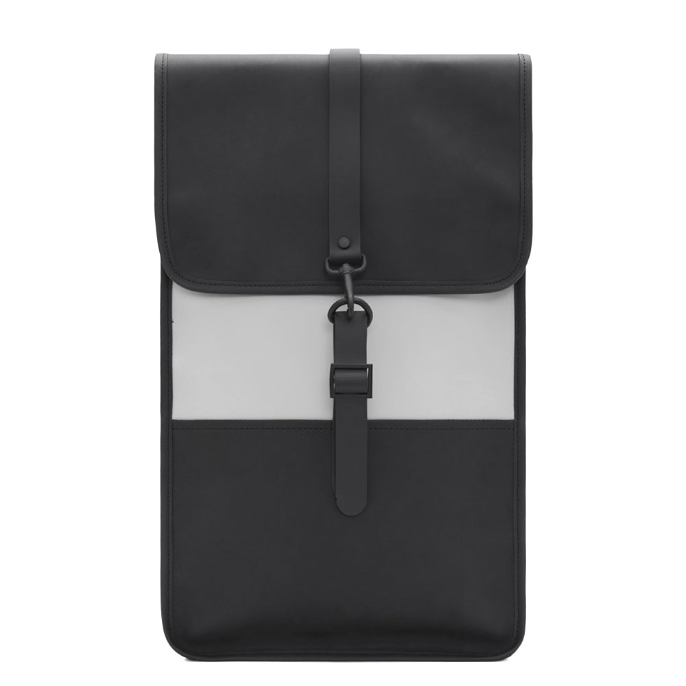 Rains Original Backpack Black/ Stone
