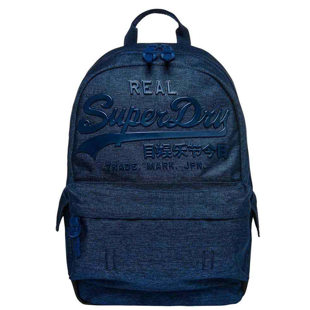 Superdry Premium Goods Backpack Denim Marl
