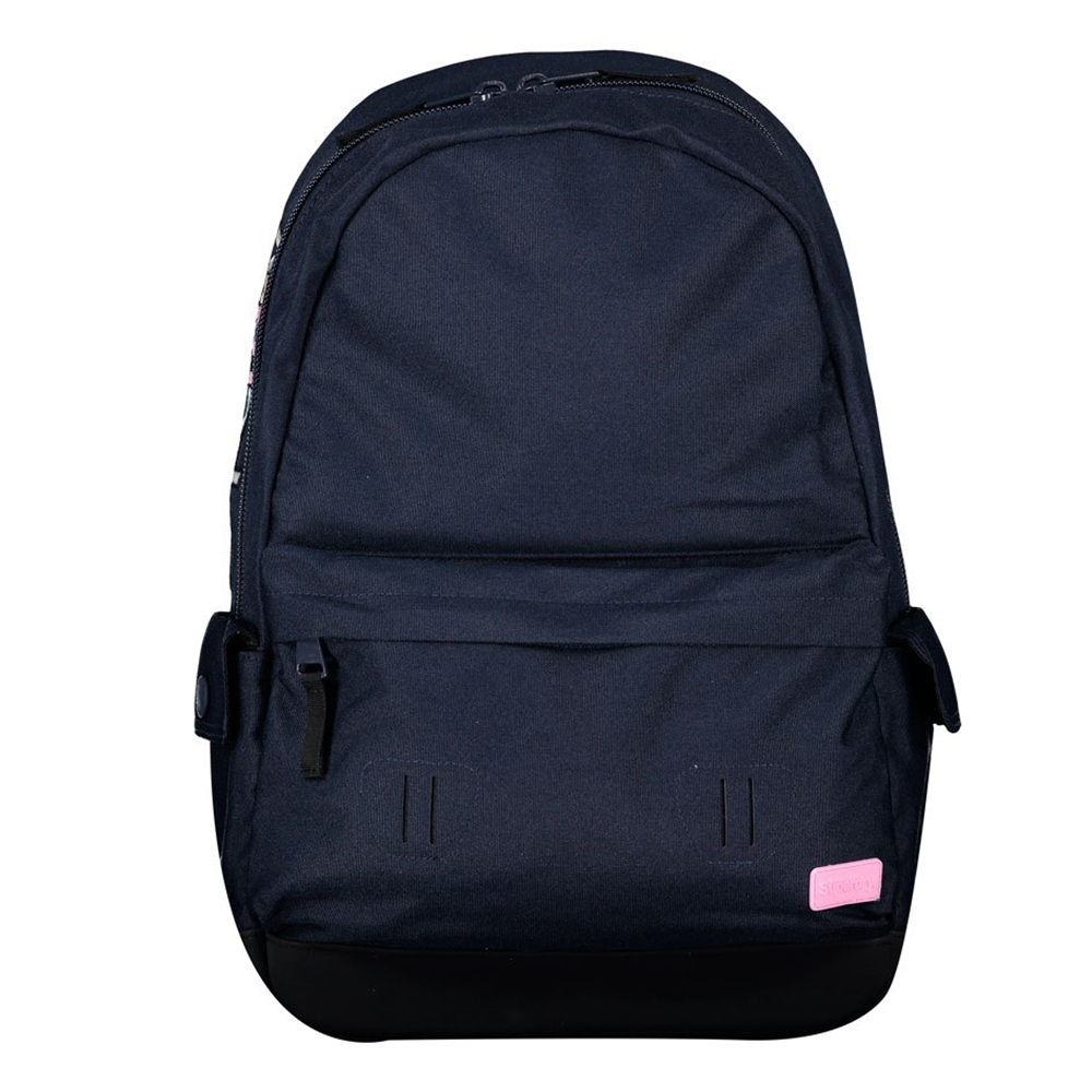 Superdry Montana Rainbow Applique Backpack Navy