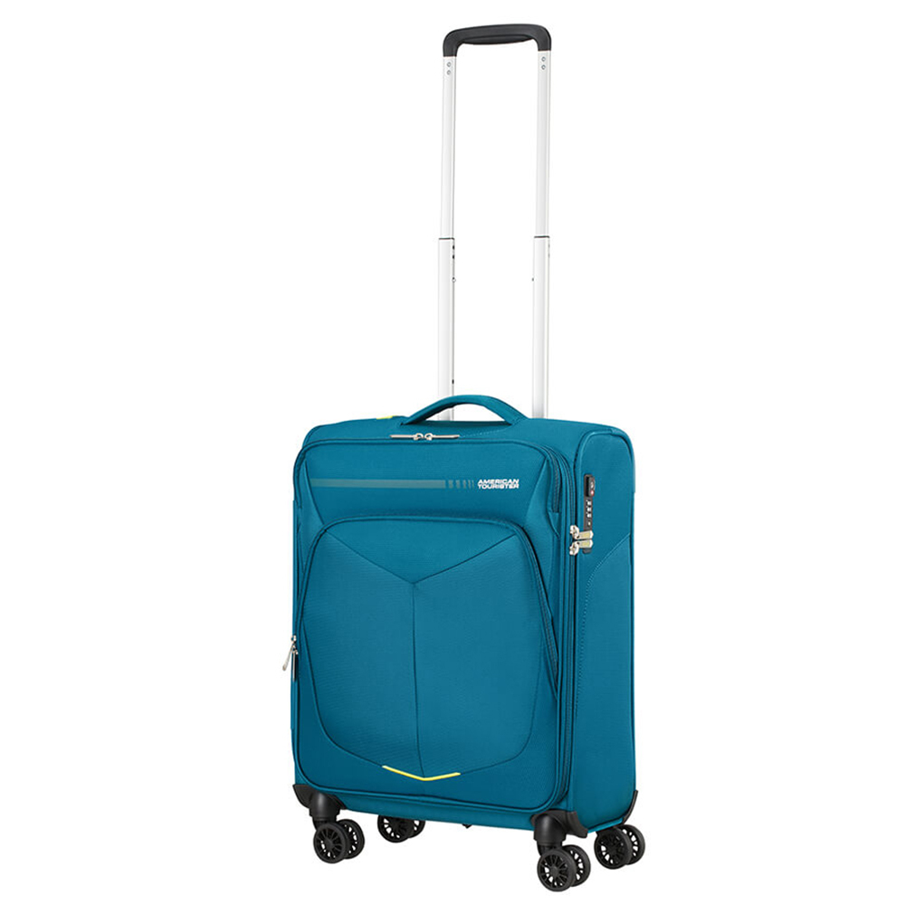 American Tourister Summerfunk Spinner 55 Strict Teal