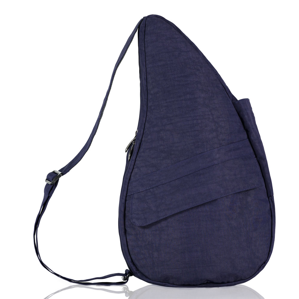 The Healthy Back Bag The Classic Collection Textured Nylon M Blue Night