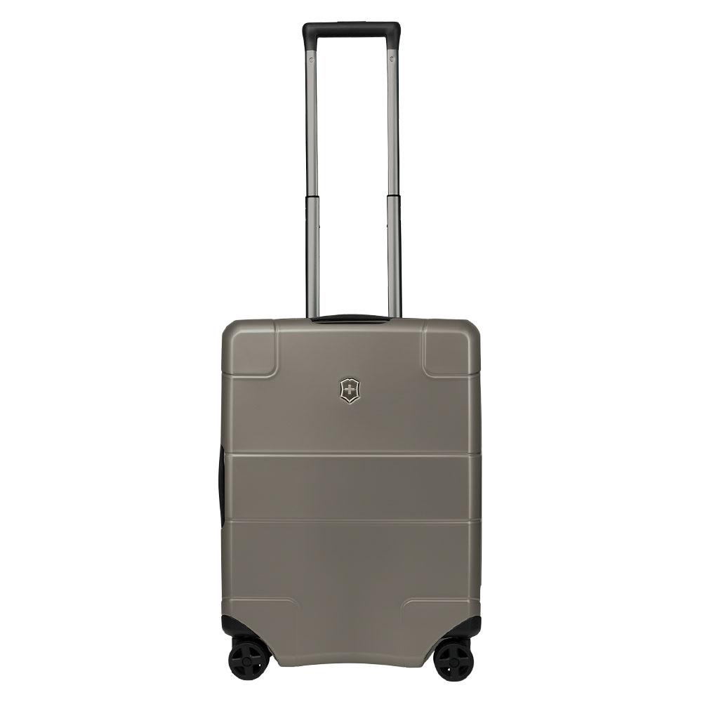 Victorinox Lexicon Hard Side Global Carry-On Titanium
