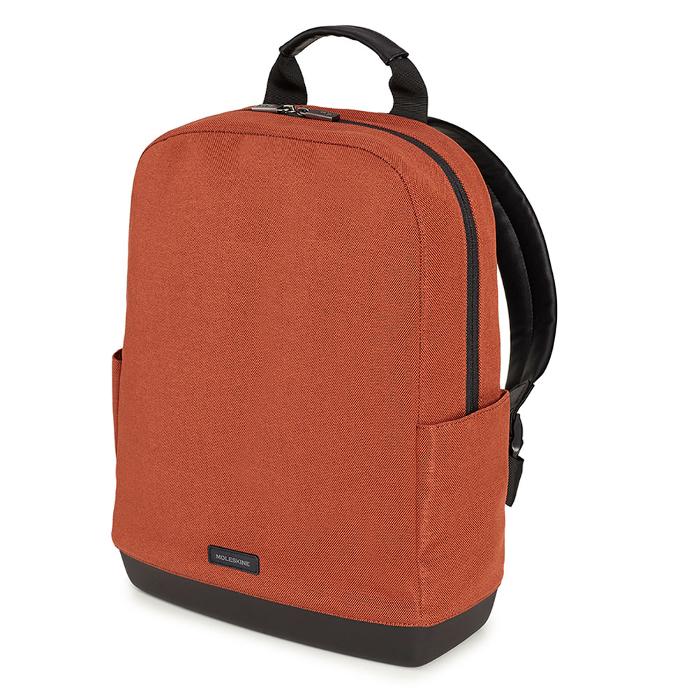 Moleskine The Backpack Canvas Russet Brown
