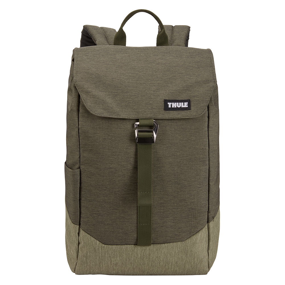 Thule TLBP-113 Lithos Backpack 16L Forest Night Lichen