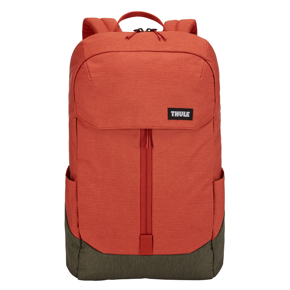 Thule TLBP-116 Lithos Backpack 20L Rooibos Forest
