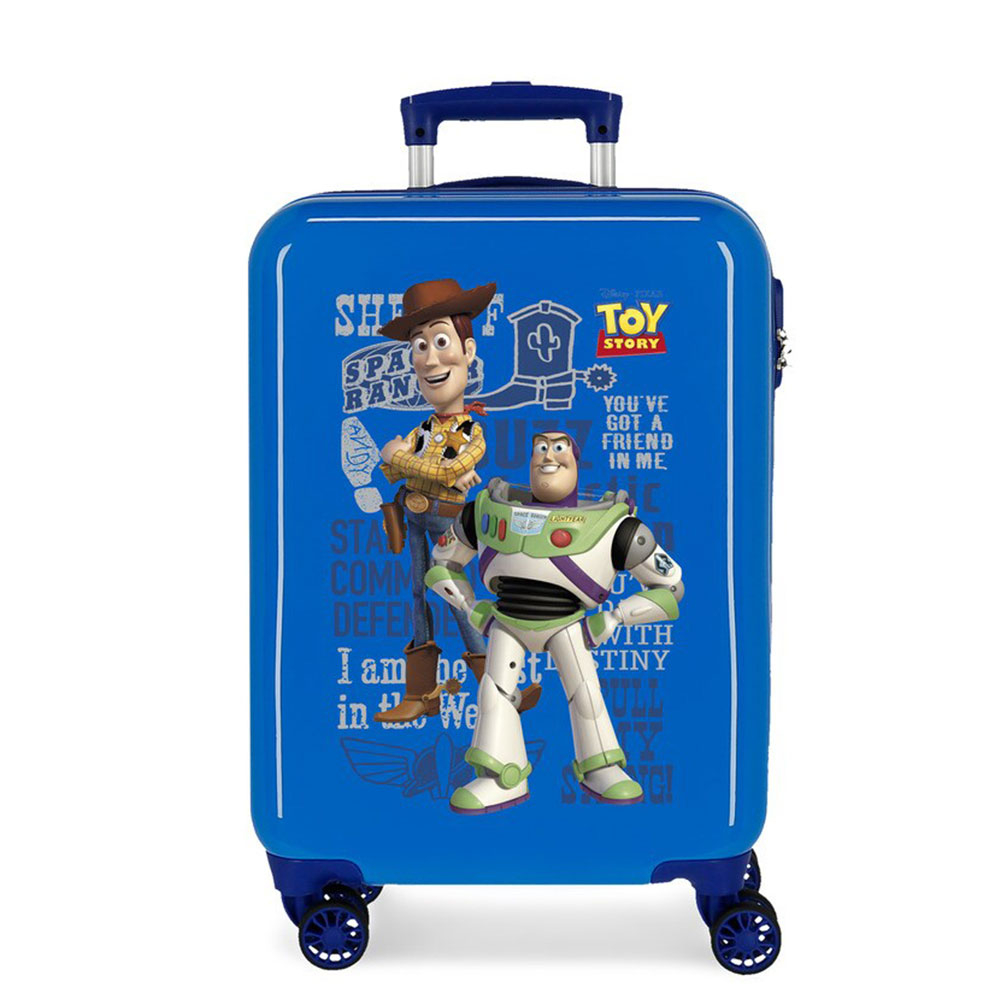 Disney Trolley 55 Cm 4 Wheels Toy Story You've Got A Friend