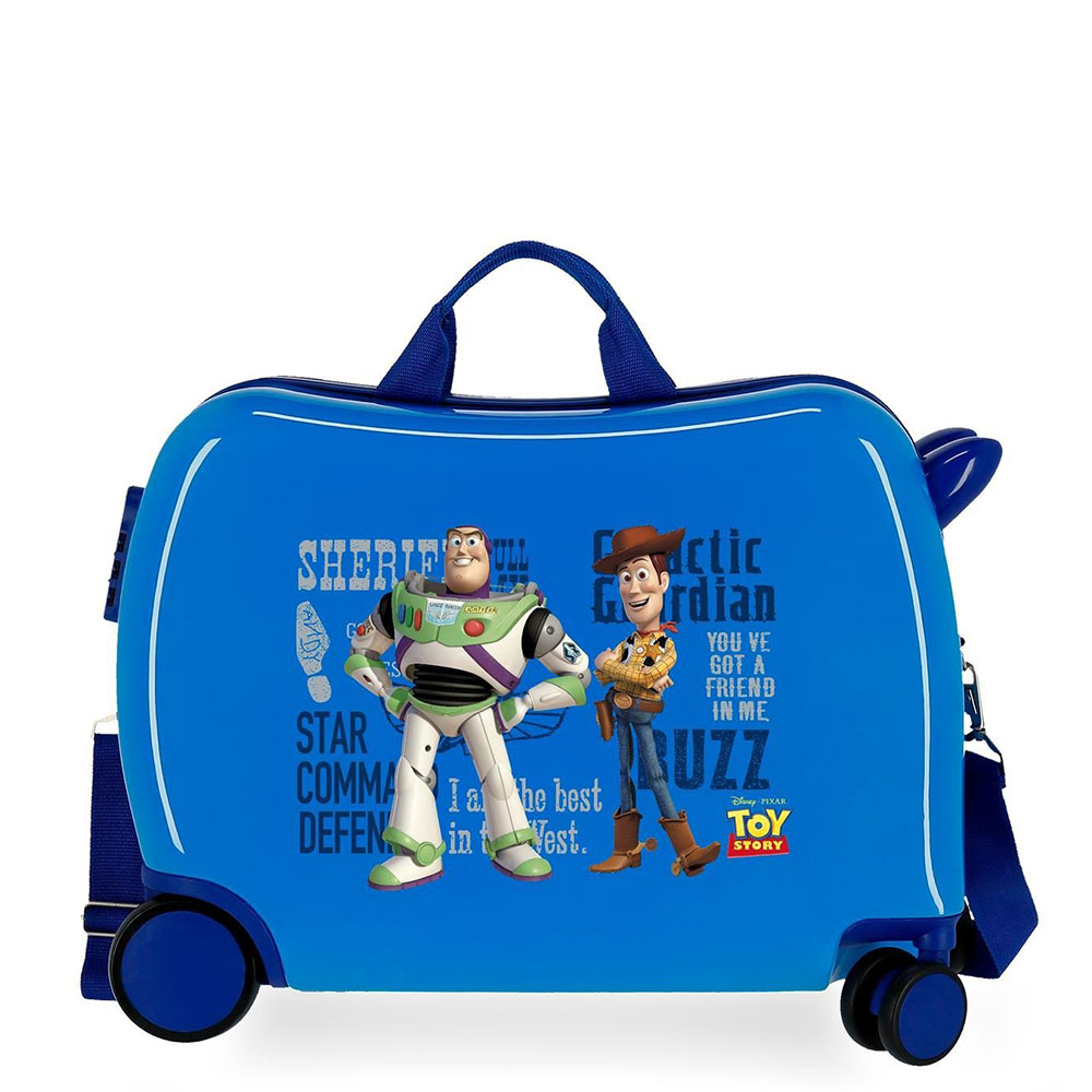 Disney Rolling Suitcase 4 Wheels Toy Story