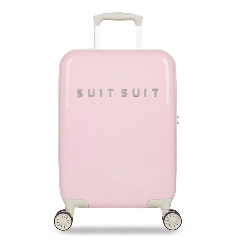 SuitSuit Fabulous Fifties Handbagage Spinner 55 Pink Dust