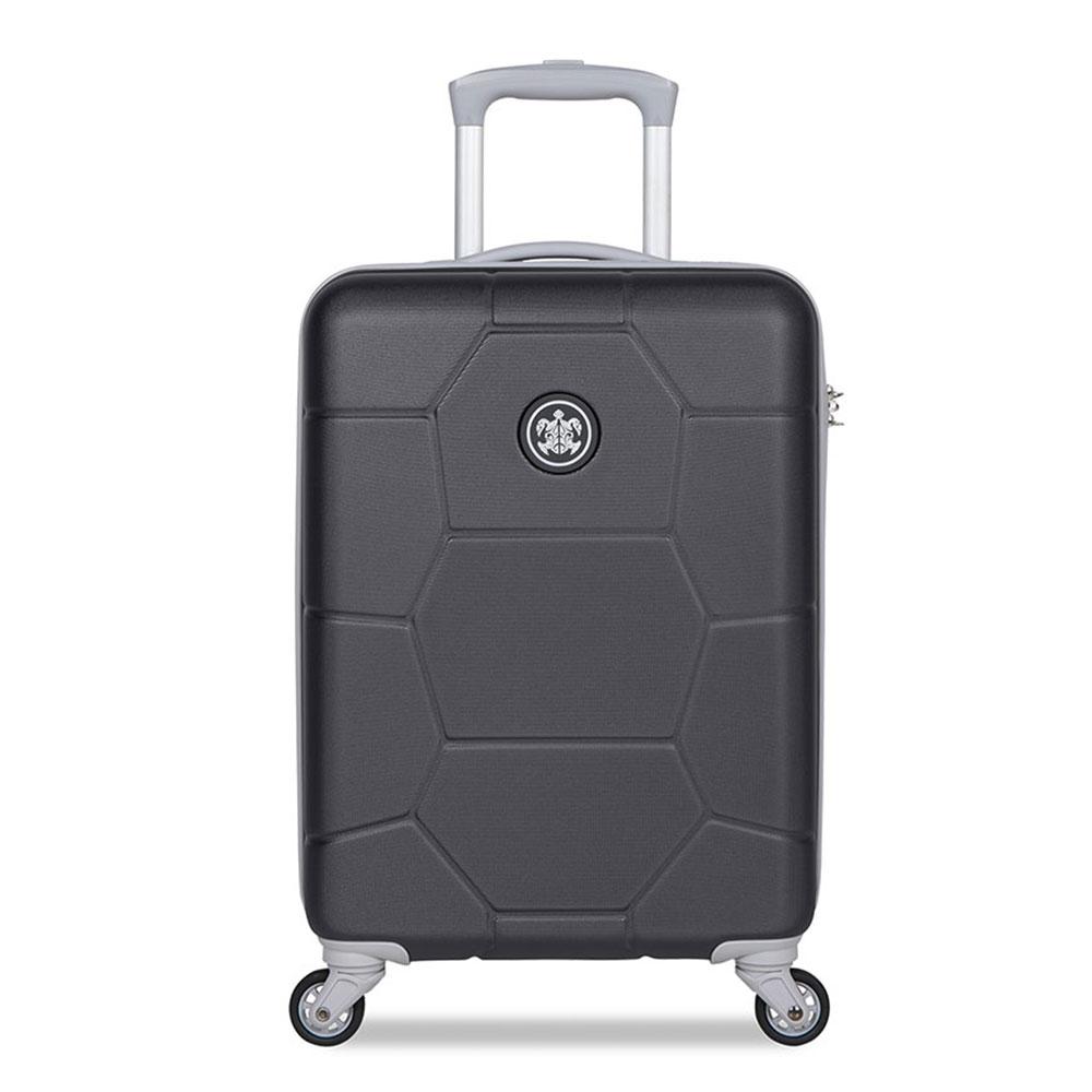 SuitSuit Caretta Handbagage Spinner Jet Black