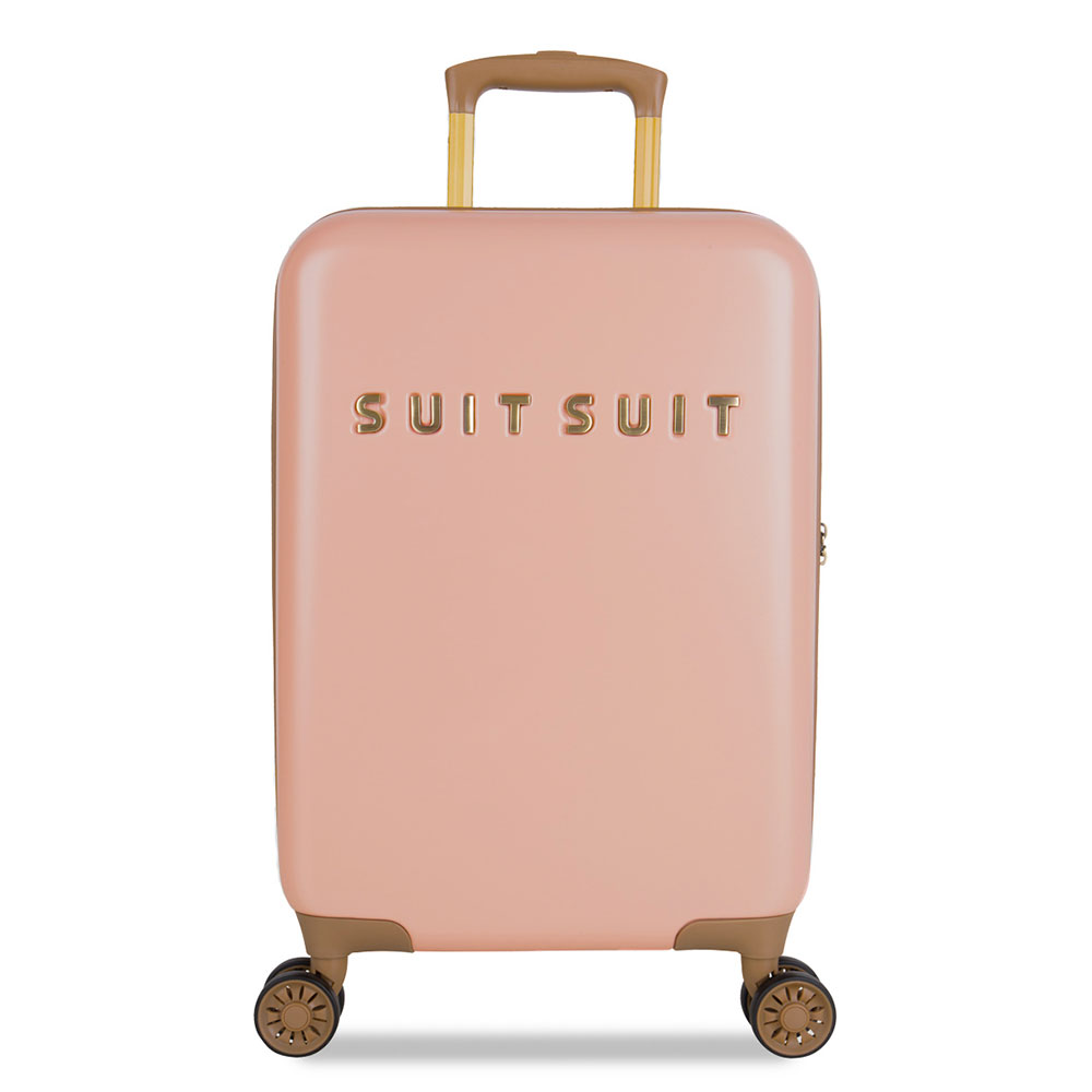 SUITSUIT Fabulous Seventies koffer 55 cm coral cloud
