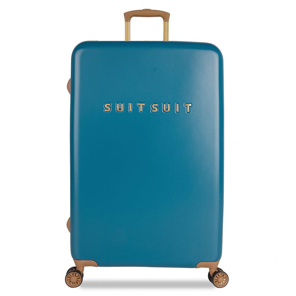 SUITSUIT Fabulous Seventies koffer 76 cm seaport blue
