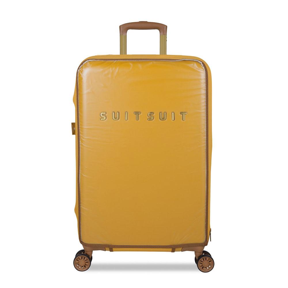 SuitSuit Fab Seventies Beschermhoes 66 cm Lemon Curry