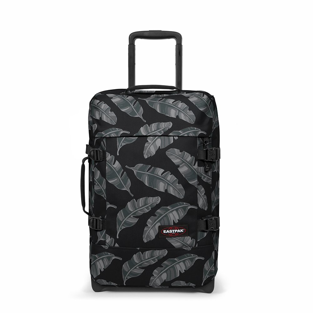 Eastpak Tranverz S Trolley Brize Leaves Black
