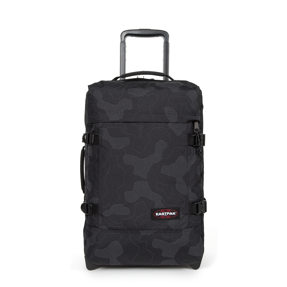 Eastpak Tranverz S Trolley Reflective Camo Black