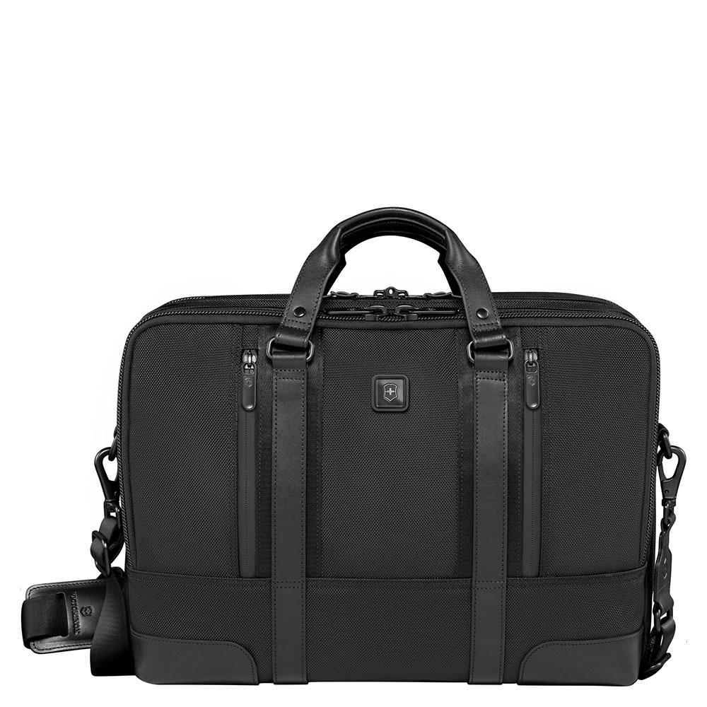 Victorinox Lexicon Professional Lexington 15.6 Briefcase Black