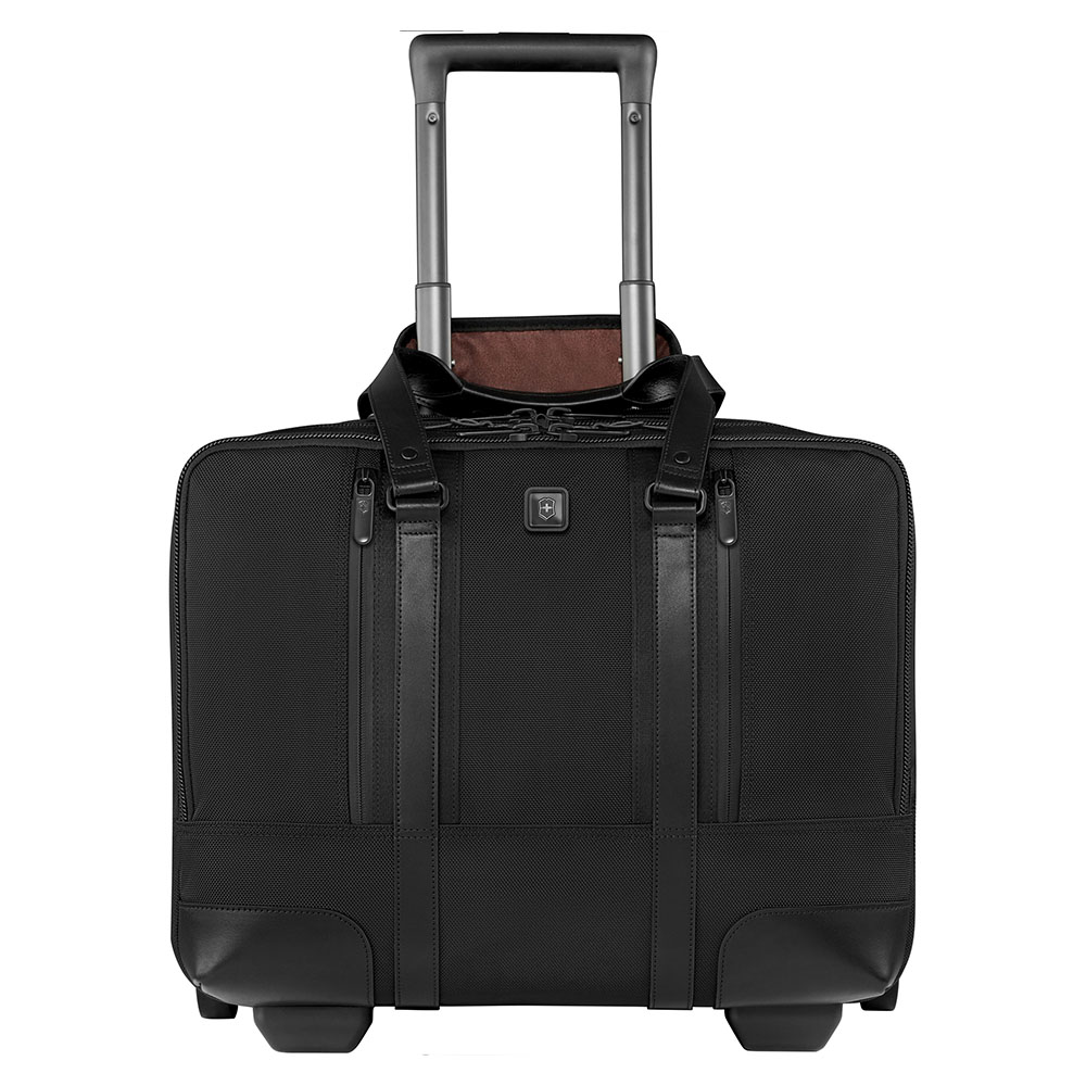 Victorinox Lexicon Professional Century 15.6 Laptoptrolley Black