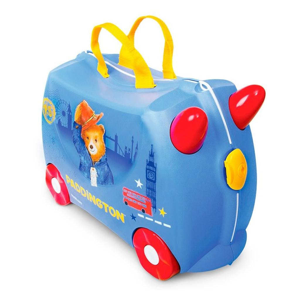Trunki Ride-On Kinderkoffer Beertje Paddington