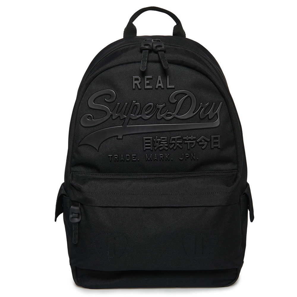 Superdry Premium Goods Backpack Black