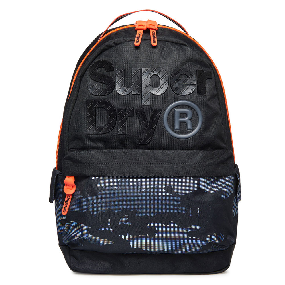 Superdry Montana Dot Backpack Black
